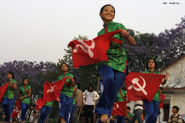 maoista in Nepal