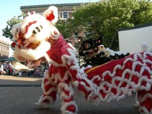 Danza del leone