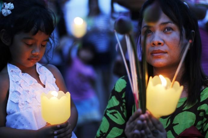 Thailandia, fantasmi, magia nera, bambini