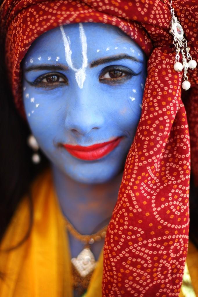 Krishna Janmashtami Hindu Festival Bhaktivedanta Manor in Watford, Hertfordshire Dan Kitwood/Getty Images