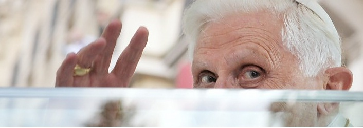 papa ratzinger dimissioni