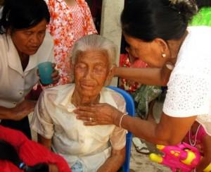 songkran della famiglia
