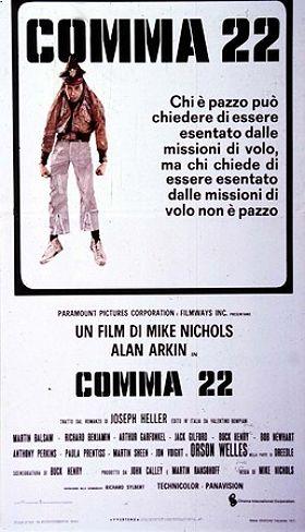 comma 22 film