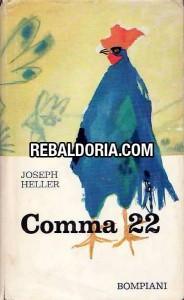 libro comma 22