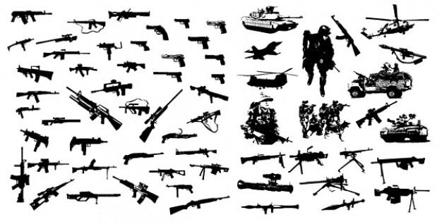 Armi convenzionali - image wwwfuoribinario.org