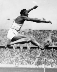 Jesse Owens Berlino 1936