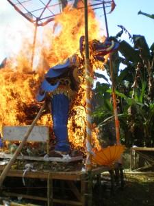 Bali cremazione Kurti