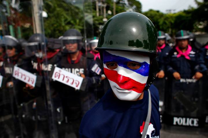 protesta thailandia amnistia