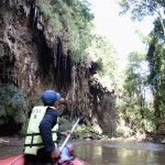 Rafting verso Thi Lo Su