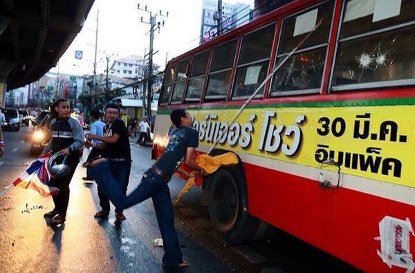 BaUobIgCAAAlLsc Thailandia: scontro frontale contro la democrazia