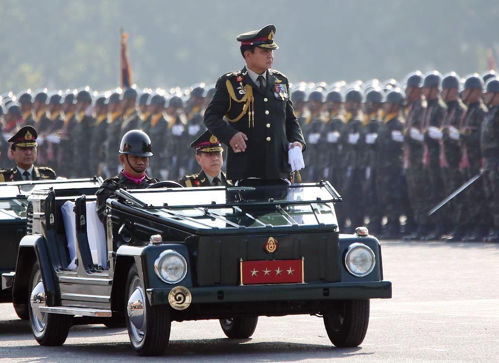 prayuth dictator1 Thailandia: dittatore Prayuth nominato primo ministro