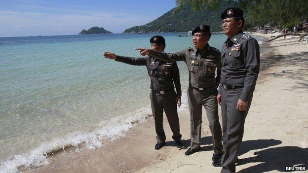 Thailandia: inglesi uccisi Koh Tao