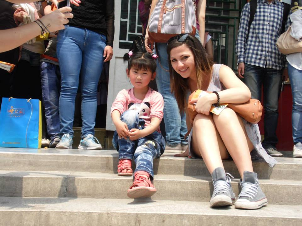 Summer Palace 2 Un'italiana in Cina: intervista a Mariantonietta