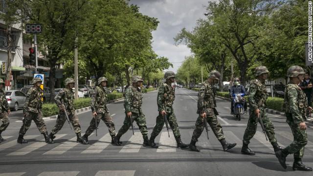 thailandia dittatura normale LInterregno della Thailandia