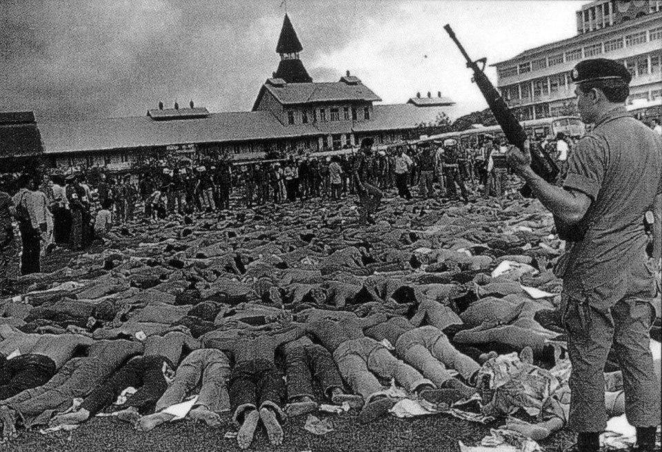 thammasat Il Massacro dellUniversità Thammasat del 6 ottobre 1976