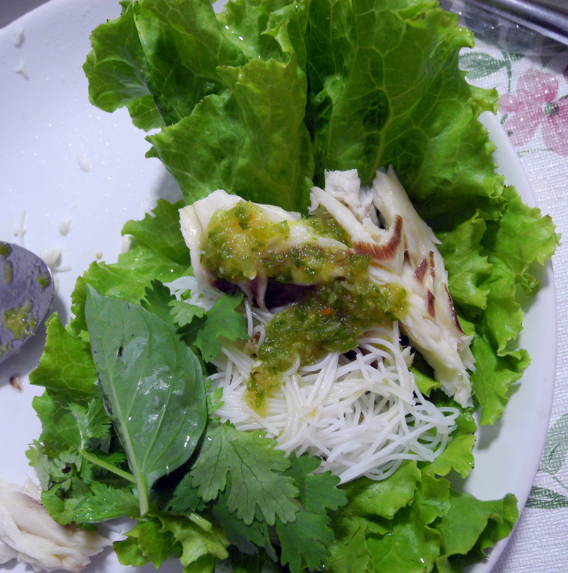 insalata thailandia