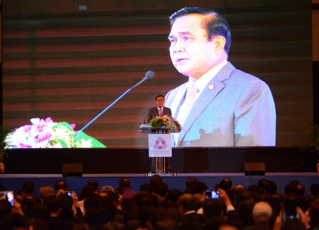Thailandia Prayuth 2015