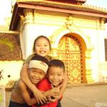 Bambini Laos. Foto Alessio Fratticcioli