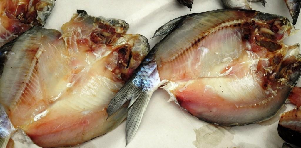 Pesce mercato thailandia