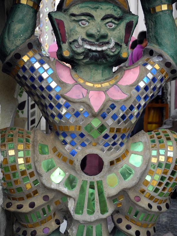 thailandia tempio wat particolare