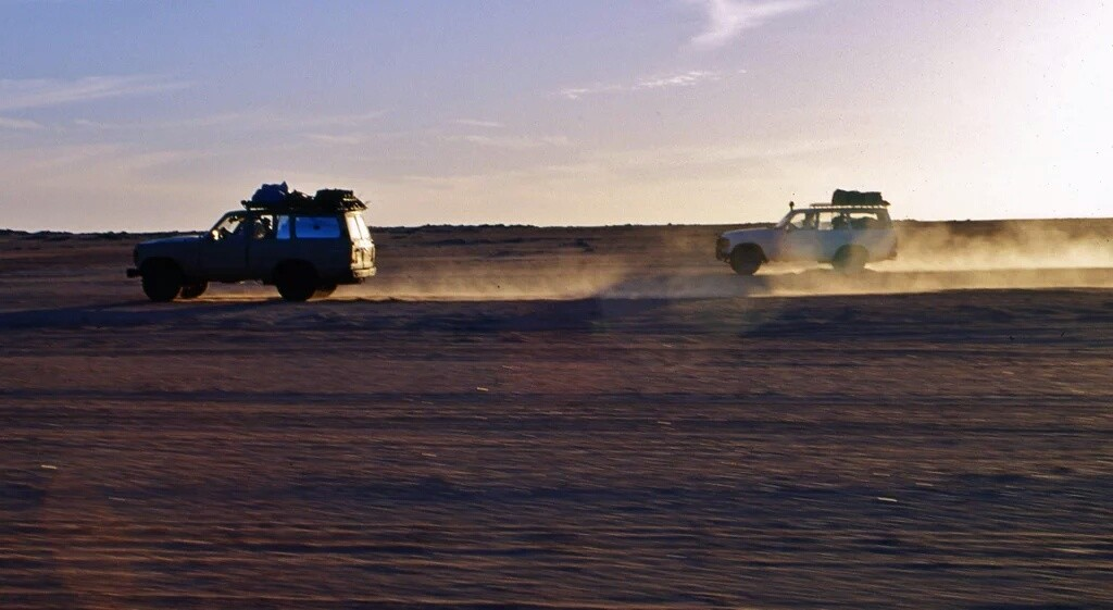 Algeria on the road. Foto Franca Angelini