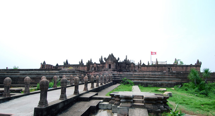 Muang Boran - Copia in scala ridotta di Preah Vihear