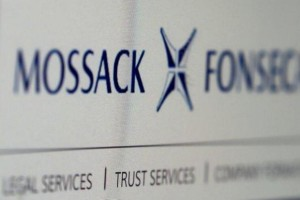 The website of the Mossack Fonseca law firm (Reuters photo)