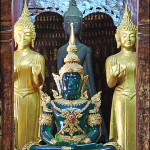 luang prabang emerald buddha laos