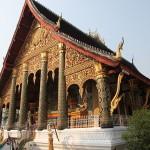 Wat Mahathat Luang Prabang Laos