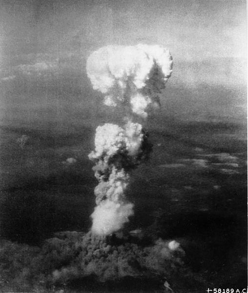bomba hiroshima giappone
