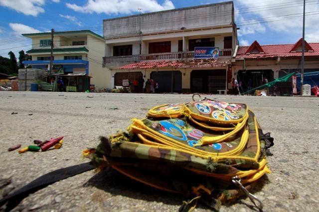 thailandia bomba scuola bambina tak bai narathiwat