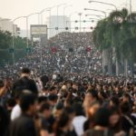 Thialandia funerale re bangkok