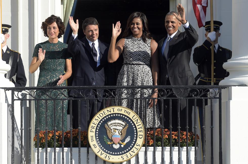 Renzi da Obama: «Profondo legame su molti fronti». È Asse Roma-Washington