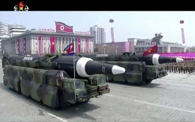 Corea del Nord «pronta alla guerra nucleare»
