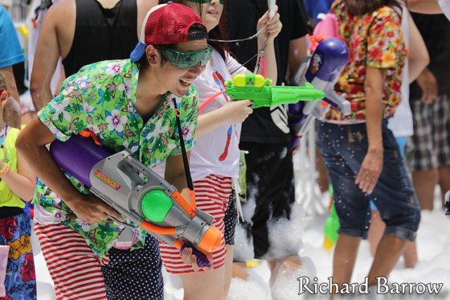 songkran thailandia 2017 foto